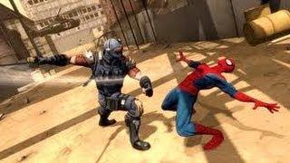 Видео обзор игры — Spider Man Shattered Dimensions(Завоевывать любовь и преданность фанатов -- задача архинепростая. Особенно, когда приходится восстанавлива..., 2014-03-08T07:55:09.000Z)