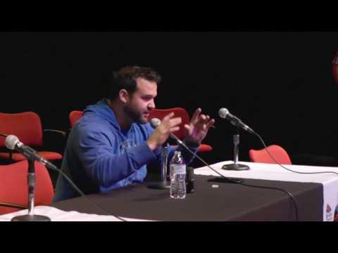 Austin St. John - Albuquerque Comic Con 2017