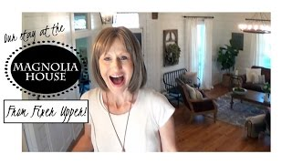 MAGNOLIA HOUSE TOUR | Girl's Weekend in Texas | Part 2