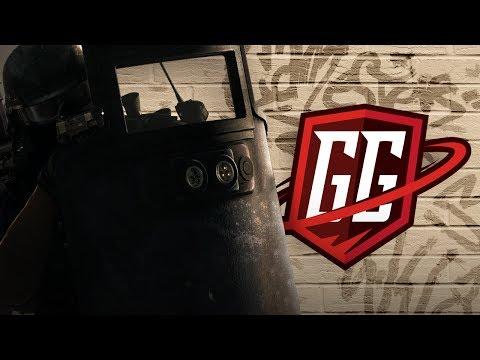 GG Arena Warsaw 2017 Rainbow Six Siege PS4 (Full Stream)