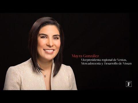 Mujeres poderosas Forbes 2016. Mayra González