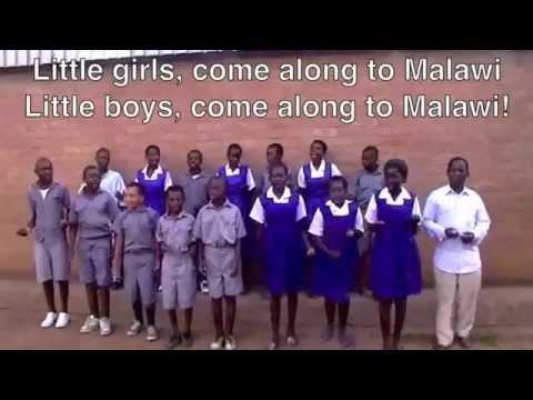 Malawi Scotland School Partnership Video May 2014
