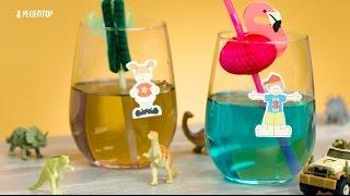 Напиток для детей «Волшебная вода» [Рецепты от Рецептор]