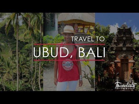 Travel in Ubud, Bali