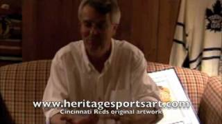 Cincinnati Reds art and uniform history