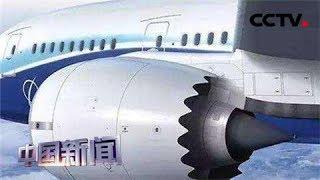 [中国新闻] 南非:波音客机发动机喷火 幸无大碍 | CCTV中文国际