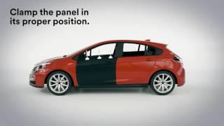 Vehicle Panel Bonding- 3M™ Panel Bonding Adhesive