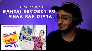LABEL KA KUTTA || OFFICIAL MUSIC VIDEO || AMAN KALAKAAR || PROD. BY LD SHASHI | Reaction | Rtv Prod