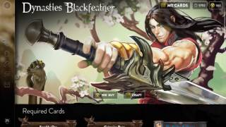 How to unlock blackfeather skin