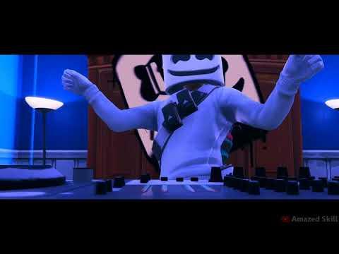 Marshmello - Alone (Fortnite Music Video) (1 Hour Loop)