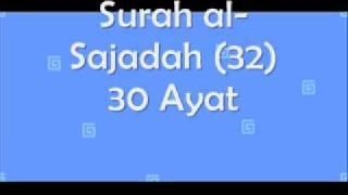 surah as-sajadah