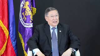 Komento ni Carlos Dominguez III tungkol sa pag-unlad ng Tsina