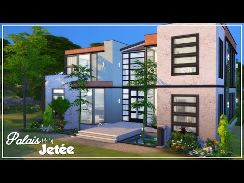 PALAIS DE LA JETÉE | SPEED BUILD (LES SIMS 4)