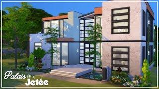 PALAIS DE LA JETÉE | SPEED BUILD (LES SIMS 4)