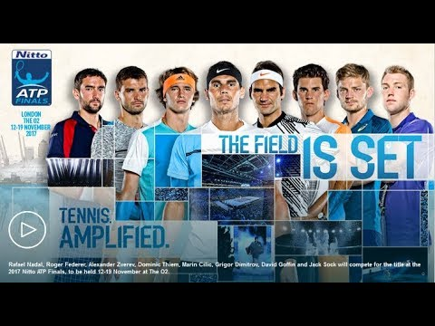 Nitto ATP Finals 2017 Trailer (Fan-Made)