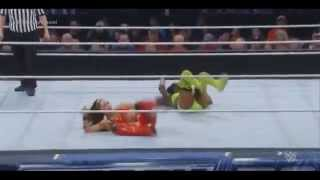 WWE Smackdown 5/12/14 Highlights