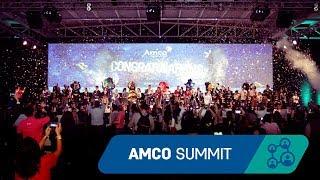 Amco Summit, 2018… nuevos retos y experiencias.