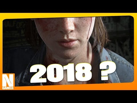 PlayStation Suécia diz que THE LAST OF US 2 sai em 2018 ! Será ?!