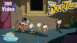 Ducktales   360 Game - Help Protect The Key!   Disney Channel UK