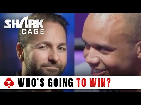 The PokerStars Shark Cage - Season 2 - Episode 14 - FINAL TABLE