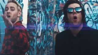 Repeat youtube video Breathe Carolina - Chasing Hearts (Feat. Tyler Carter)
