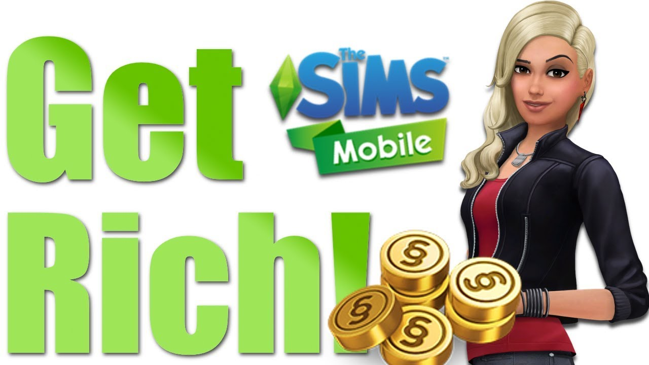 Image result for Get more Simoleons on Sims mobile