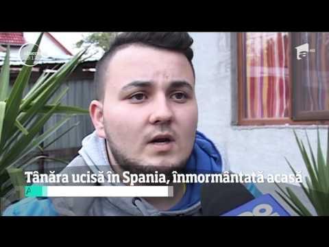 Mărturii cutremurătoare ale rudelor Andrei, tânăra de 25 de ani ucisă cu bestialitate în Spani