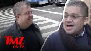 Patton Oswalt Doesn