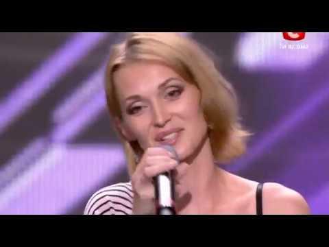 Видео: Х-фактор Аида Николайчук, Жюри не верит своим ушам  в 3D