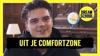 Stap Uit Je Comfortzone 🙄 | Dream School | De Les Van Actrice Imanuelle Grives