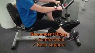 Which Type of Exercise Bike is best for you? Compare spin, upright, & recumbent cycles