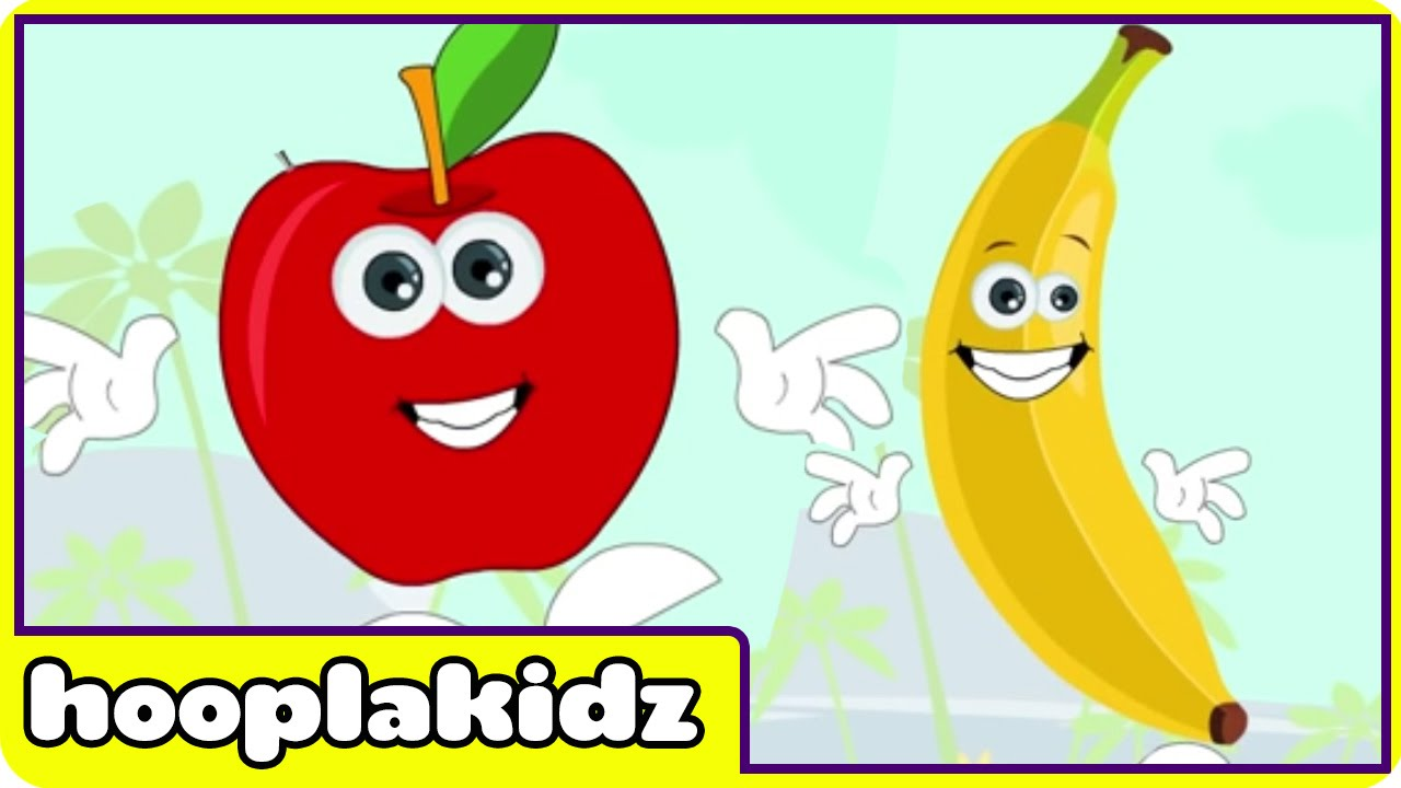 Learn About Fruits - Preschool Activity - YouTube
