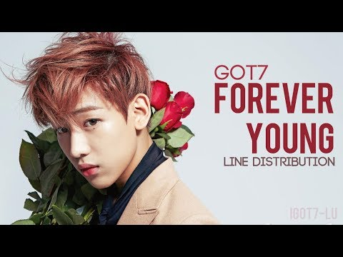 Got7 - Forever Young (Line Distribution)