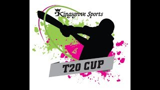2018 Live #Kingsgrove T20Cup final - Sutherland v Sydney University