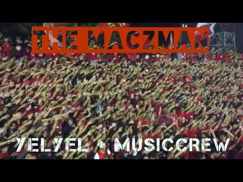 SUPORTER PSM MAKASAR. Yel-yel THE MACZ MAN