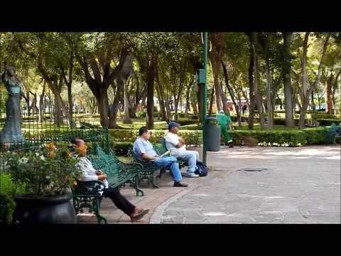 Ciudad De QUERETARO Qro  Mexico Alameda Hidalgo