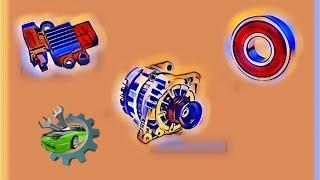 ремонт генератора Нексия/замена подшипников и щеток