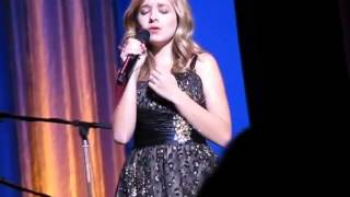 """Jackie Evancho Live """"The Impossible Dream"""" Flint Center"""