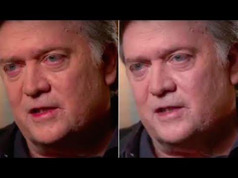 Did CBS Try To Make Steve Bannon Look Bad?