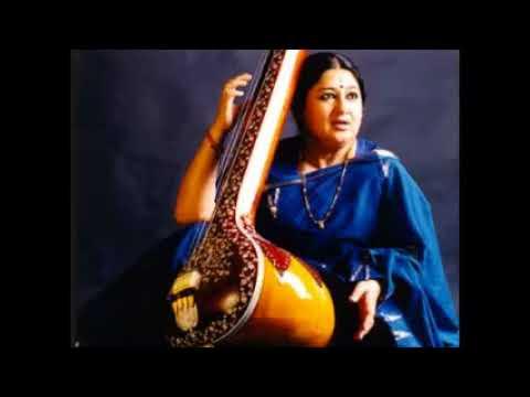 Vidushi Shubha Mudgal - Raag Yaman, Chota Khayal, Teentaal, 1993