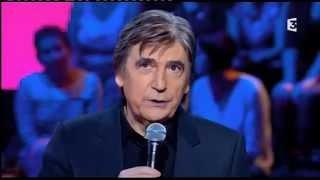 """Lisa Angell et Serge Lama chante en duo """"L"""