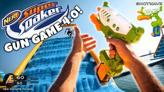 NERF GUN GAME | SUPER SOAKER EDITION 4.0 Nerf First Person Shooter