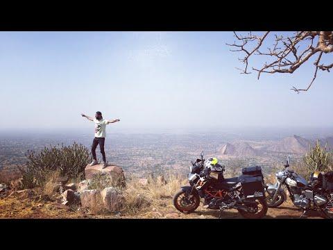 Delhi to Jaipur Via Sikar | Tour of MOUNT ABU | ep.02