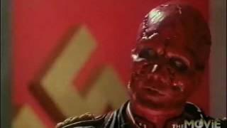 CAPTAIN AMERICA 1990: Captian America vs Red Skull