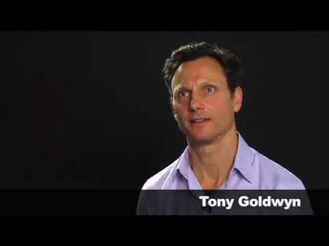 Tony Goldwyn - Interview  on Conviction and Promises, Promises