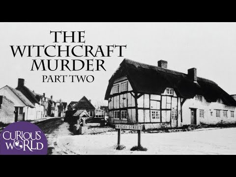 The Witchcraft Murder: An Unsolved Crime | Owlcation