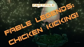 Fable Legends - Chicken Kicking Game play