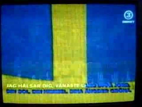 National Anthem of Sweden - Du Gamla, Du Fria
