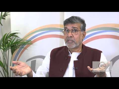 Kailash Satyarthi Interview on Commonwealth Day 2015