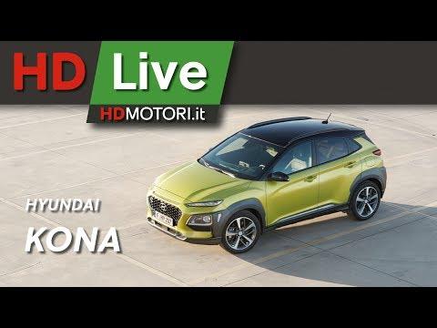 Hyundai Kona 2017, tutto sul nuovo baby SUV coreano HDlive
